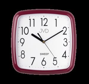 Nástěnné hodiny JVD sweep HP615.13