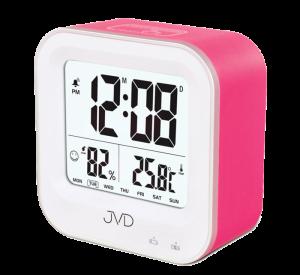 Budík svítící JVD SB9909.2