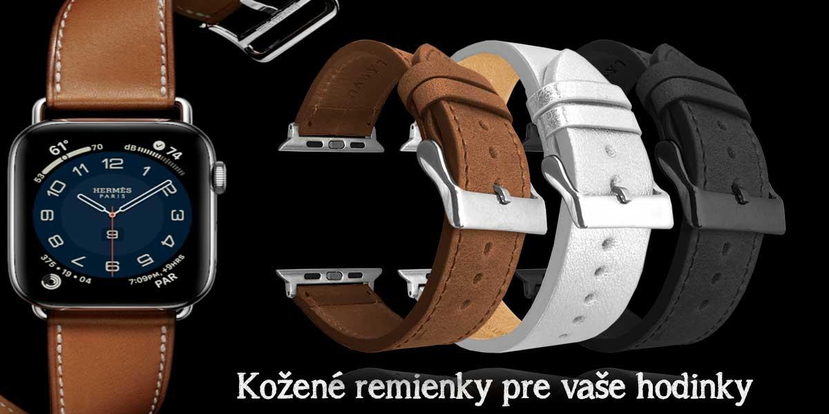 Remienky na hodinky