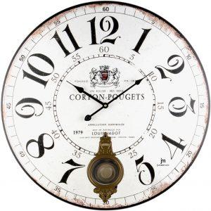 NÁSTĚNNÉ A STOLNÍ HODINY | Nástěnné hodiny Lowell Italy