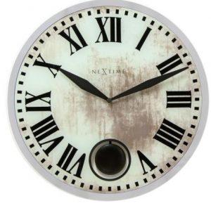 NÁSTĚNNÉ A STOLNÍ HODINY | Kyvadlové hodiny