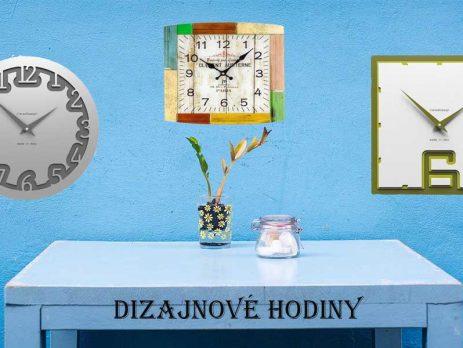 hodiny na stenu